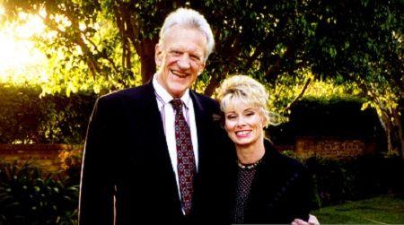 Janet Surtees married James until his death in 2011.
