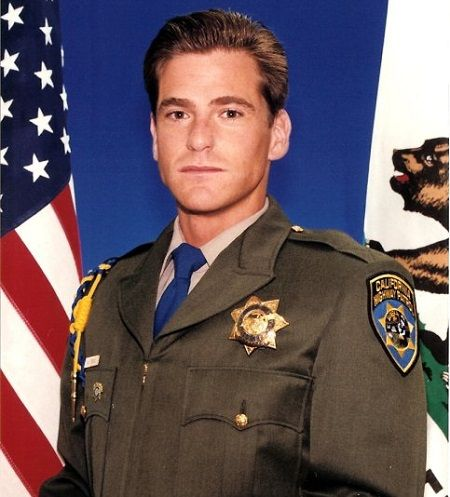 David Sanov, a California Highway Patrolman.