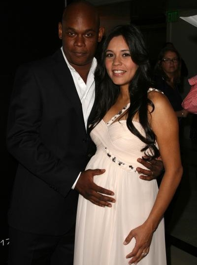 Mahiely has a daughter with her spouse Bokeem.