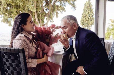 Jahira Dar is Engaged To Cesar Millan