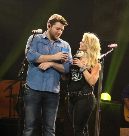 Chris Young Miranda Lambert
