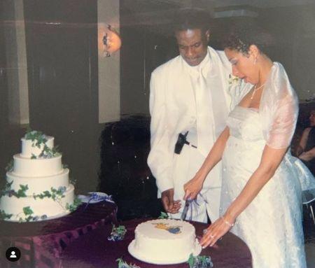 Dionne Lea William wedding