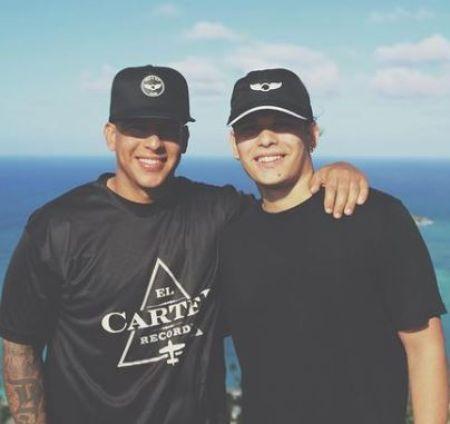 Jeremy Daddy Yankee son