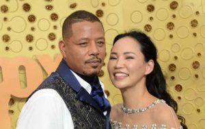 After divorce, Miranda Pak back with husband Terrence Howard