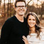 Travis Lane Stork wife Parris Bell.