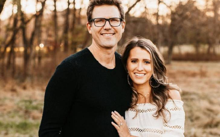 All About Parris Bell, Travis Lane Stork's Wife: What Does Parris Do?