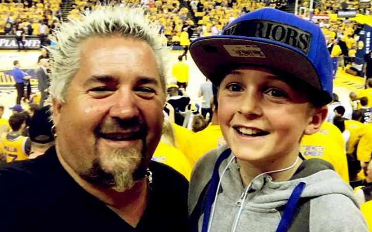 What Is Guy Fieri's Son Ryder Fieri Doing Now? Bio With Age, Career, Relationship