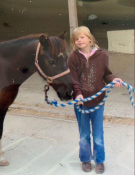 Samantha Hagar Has Love For Horses Since Childhood