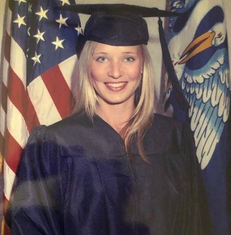 Sandra studied at LSU.