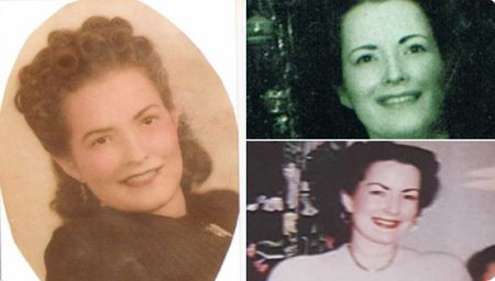 Tammy Bruce late mother.
