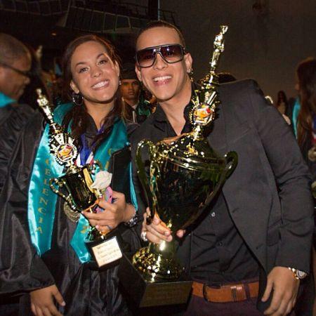 Daddy Yankee daughter