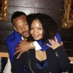 Angelica Zachary husband Marlon Wayans