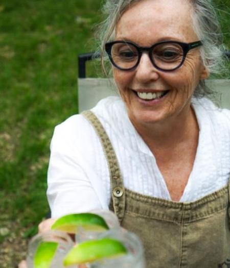 Chelsy Bakula mother Krista Neumann