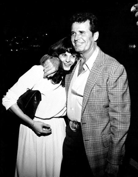 Gigi Garner with her dad