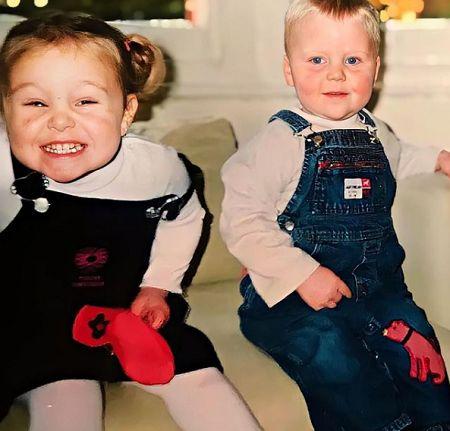 Holly Anna Ramsay's twin bro.