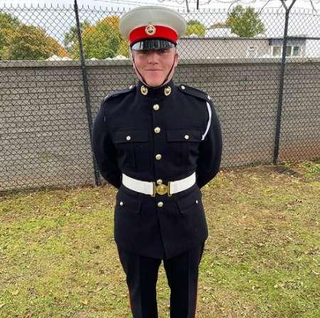 Jack Scott Ramsay Royal Marines
