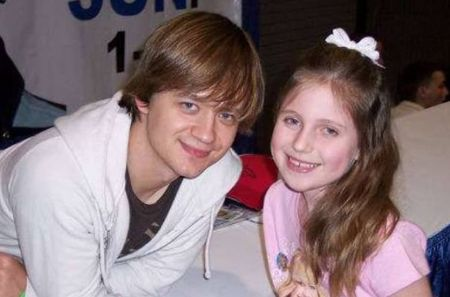Katie Drysen Has A Step-Daughter Noah Earles