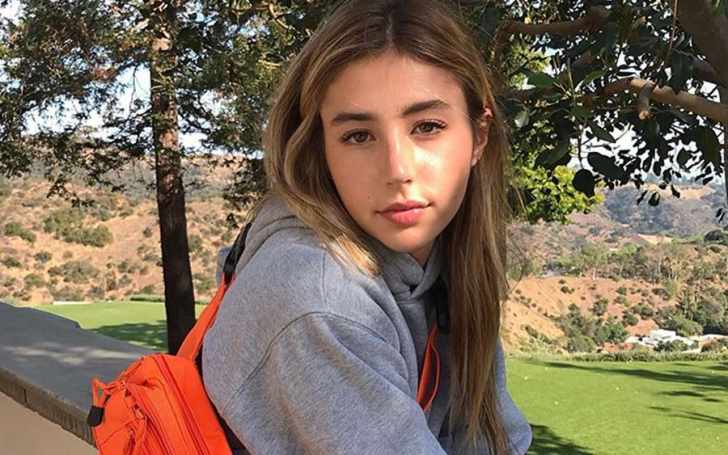 Meet Scarlet Rose Stallone, Sylvester Stallone's daugther
