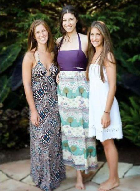 Alison Berns Has Three Daughters