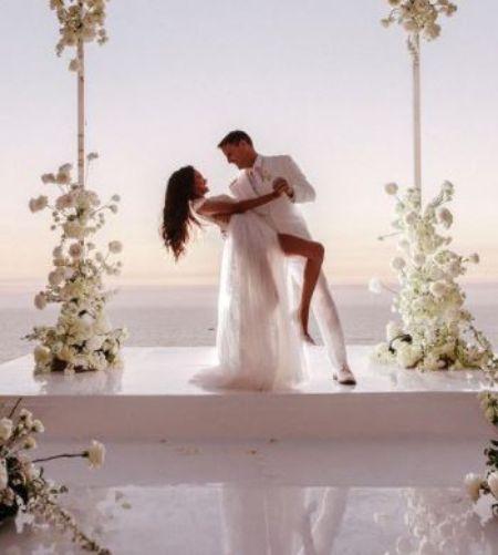 Bryiana Noelle Flores wedding