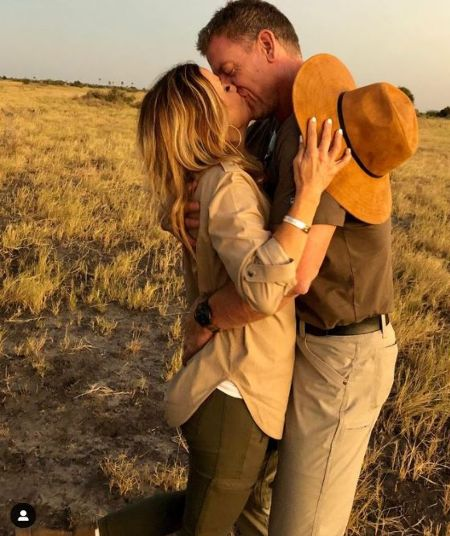 Catherine Mooty Makes A Beautiful Post Wishing Her Husband Troy His Birthday