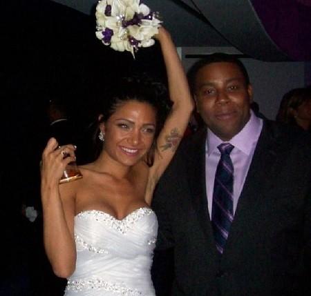 Kenan Thompson wife Christina