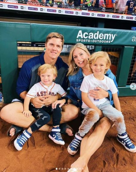Emily Kuchar Has Two Sons With Her Husband