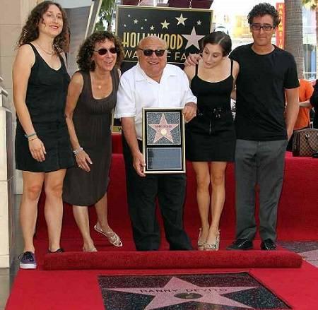 Grace Fan DeVito family