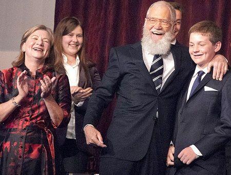 Harry Joseph Letterman parents.