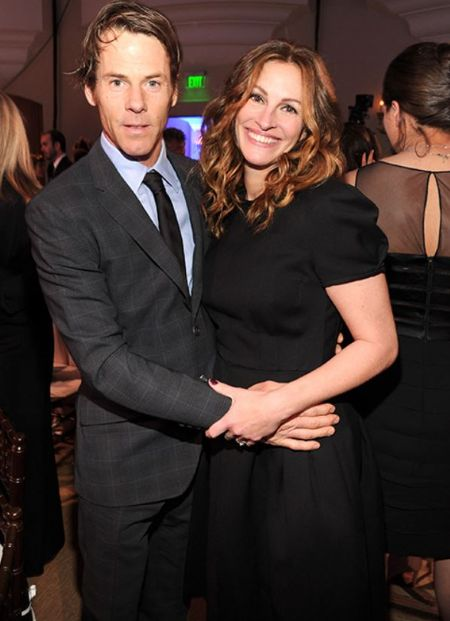 Henry's Parents Julia And Daniel Are Married For 19 Years