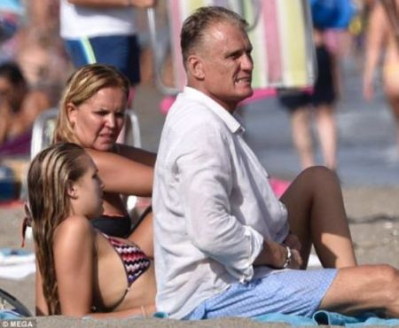 Ida Lundgren On Vacation With Her Parents in Marbella, Spain
