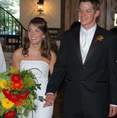 Matt Carriker married Meredith.