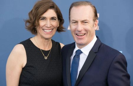 Bob Odenkirk's wife Naomi Yomtov is a producer.