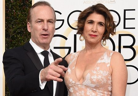 Naomi Yomtov and Bob Odenkirk are married since 1997.