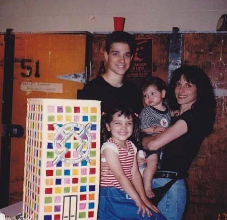 Phyllis Fierro family