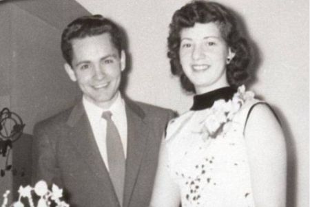 Rosalie Jean Willis With Her Husband Charles Manson