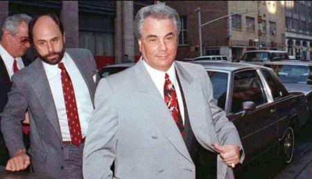 Victoria DiGiorgio's Late Husband John Gotti