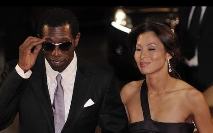 Who Is Nakyung Park? The Untold Truth of Wesley Snipes' Painter Wife