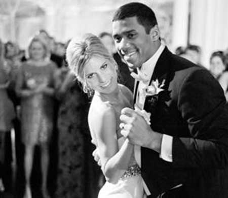 Ashton Meem and Russell Wilson married in 2012