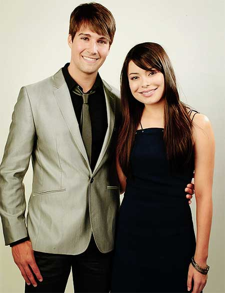 Miranda Cosgrove and James Maslow reportedly dated