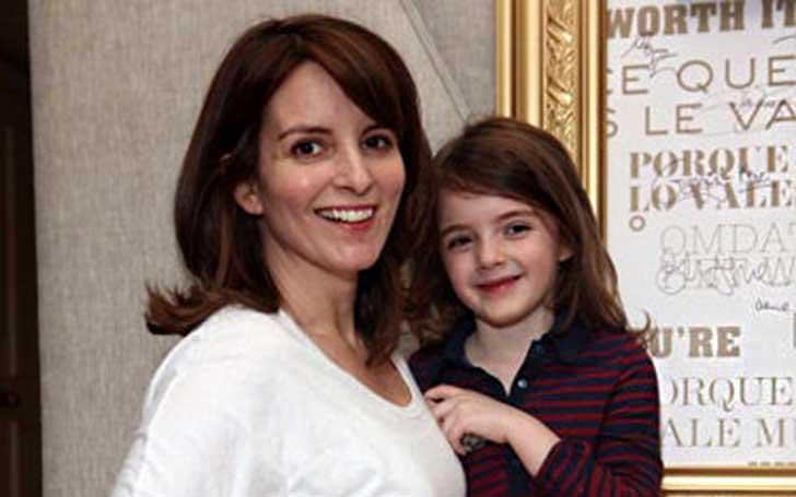 Alice Zenobia Richmond-Actress TIna Fey's Firstborn Daughter