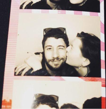 Abigail With Her Boyfriend Ira