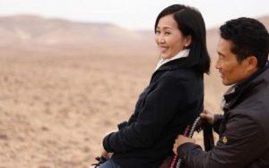 Daniel Dae Kim's wife Mia Kim