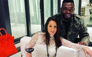 David Ortiz wife Tiffany Ortiz: They have been married since 2002