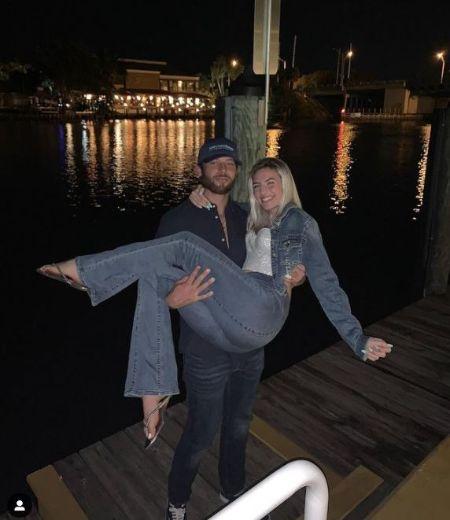 Dusti Rain Van Winkle and Her Boyfriend Kyle Christoffers