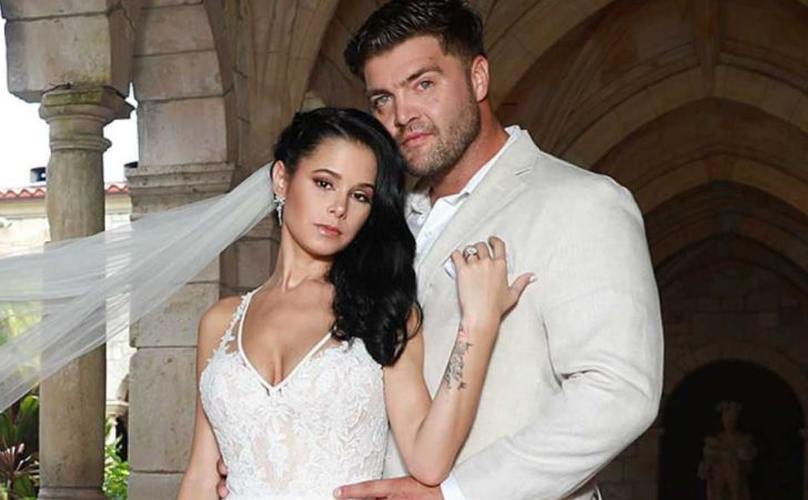 Who Is Chris Tamburello's Wife Lilianet Solares? How's Her Life At Present?