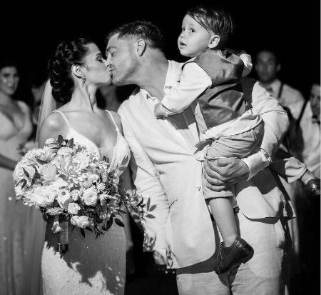 Lilianet Solares Married Her Husband Chris Tamburello In 2018