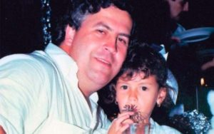 Manuela Escobar Pablo Escobar daughter