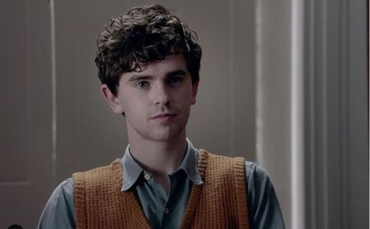 Who Is Freddie Highmore Girlfriend? Rumors About His Marriage, Wife, & More