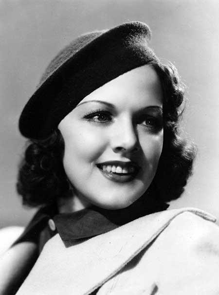 Catherine's mother Carol Hughes was an actress